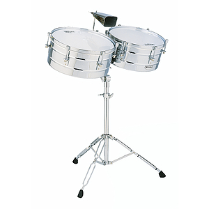 Latin Percussion M257 Matador Steel Timbales