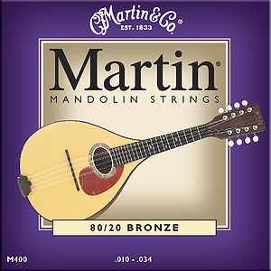 Martin Mandolin Strings - 3 sets of strings