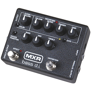 MXR M80 Bass D.I.+ Preamp