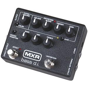 MXR M80 Bass D.I.+ Preamp