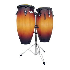 Latin Percussion M846S-VSB Matador Conga Set - Vintage Sunburst