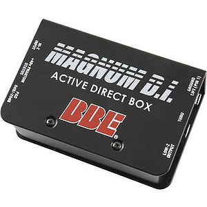 BBE Sound Magnum D.I. Direct Box