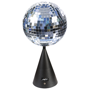 "MBT Portable 8"" Mirror Ball w/motor"