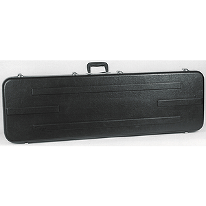 MBT Deluxe Molded Plastic Guitar Case - Bass Guitar