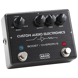 Dunlop MC402 MXR Boost Overdrive Effects Pedal