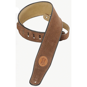 Levy's MSS3 Guitar Strap - Brown