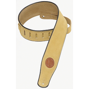 Levy's MSS3 Guitar Strap - Tan