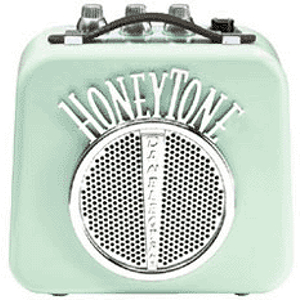 Danelectro Honeytone Mini Amp - Nifty Aqua