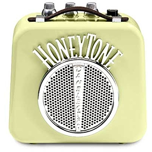 Danelectro Honeytone Mini Amp - Daddy-O Yellow