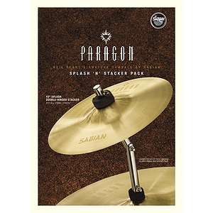 Sabian Signature Paragon Splash 'n' Stacker Pack Set 10""