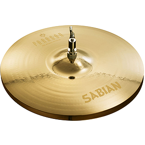 "Sabian Neil Peart Paragon Hi-Hats (Pair), 14"" - Brilliant"