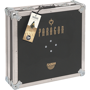 Sabian Neil Peart Paragon Complete Cymbal Pack w/flight case