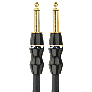 "Monster Performer 500 Speaker Cable - 20' Straight 1/4"" plugs"