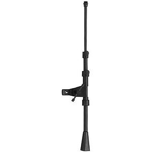 Atlas Instrument Miking Boom - Ebony, 16.25-24.5 inches