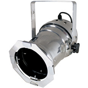 MBT Lighting PAR64 Par Can - Polished Aluminum