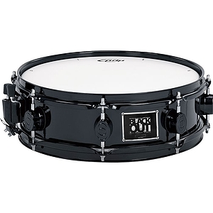 "Pacific Drums PDBB0413 Blackout Maple 13"" x 4"" Snare Drum"