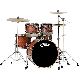 Pacific Drums FS 2206 Shell Pack - Tobacco Burst