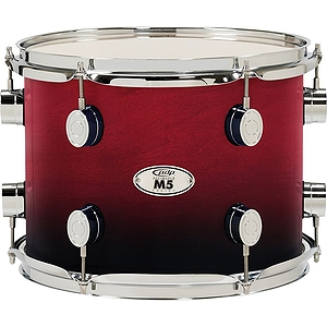 Pacific Drums M5 Series 7&quot; x 8&quot; Tom Tom - Emerald Fade