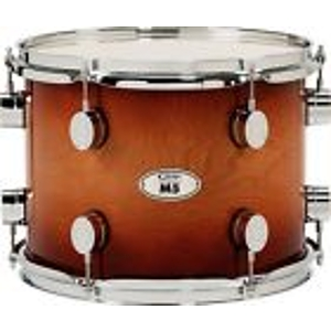 Pacific Drums M5 Series 7&quot; x 8&quot; Tom Tom - Tobacco Burst