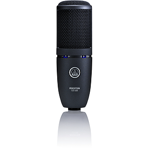 AKG Perception 120 USB Condenser Studio Microphone