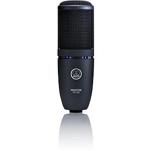 AKG Perception 120 USB Condenser Studio Microphone