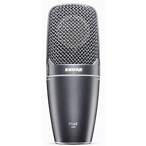Shure PG42 USB Vocal Studio Condenser Microphone