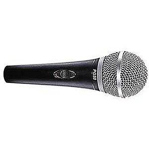Shure PG58 Dynamic Vocal Microphone - XLR-XLR Cable