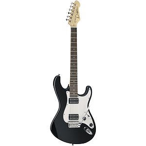 Dean Playmate Avalanche H Electric Guitar - Classic Black