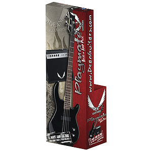 Dean Playmate Edge 09 Electric Bass Guitar Package