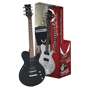 Dean Playmate EVO Electric Guitar Package - Classic Black