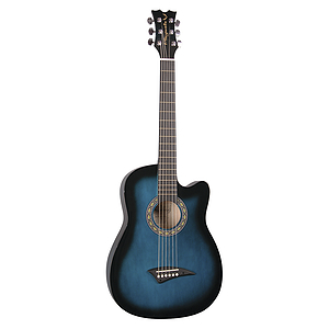 Dean Playmate J 7/8-Size Student Acoustic Guitar - Blueburst