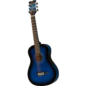 "Dean Playmate JT 34"" 3/4-Size Student Acoustic Guitar - Blue Burst"