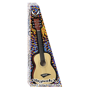 Dean Playmate JT 3/4-Size Student Acoustic Guitar - Satin Natural