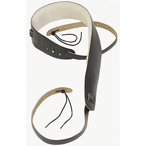 Levy's P14 Banjo Cradle Strap - Black