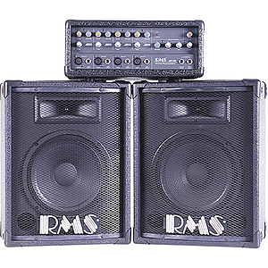 RMS Portable PA System
