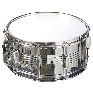 "Percussion Plus Snare Drum - 6.5"" x 14"", 8 lugs"