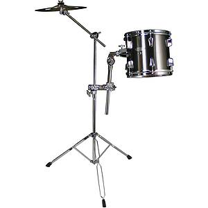 Percussion Plus Add-on Tom - Steel Grey