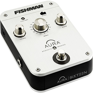 Fishman Aura 16 Acoustic Guitar Imaging Pedal