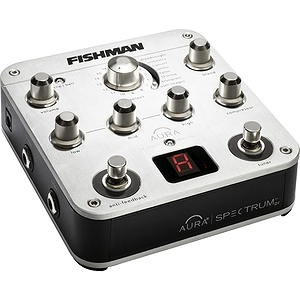 Fishman Aura Spectrum DI Direct Box