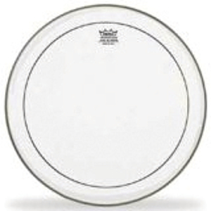 "Pinstripe Drum Head - 10"" Clear"