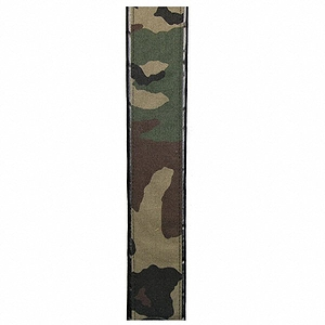 LM Products PS Slider Designer Guitar Strap - Camouflage Design