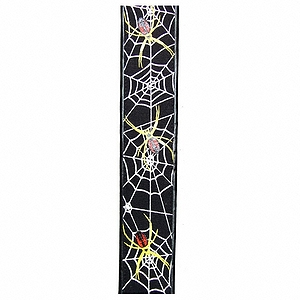 LM Products PS Slider Designer Guitar Strap - Spider Web Design
