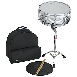 Percussion Plus Snare Drum Kit w/backpack