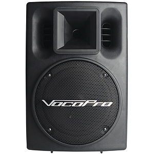 Voco Pro PV802 400W Powered Vocal Speakers (2)