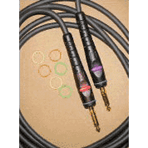 Planet Waves Custom Series Guitar Cable - 20-foot, straight plugs