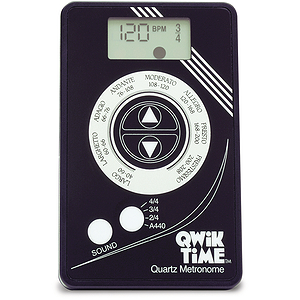 Qwik Time QT-5 Credit Card Metronome