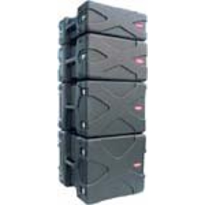 SKB R10 Ultimate Strength 10-space Roto Rack Case
