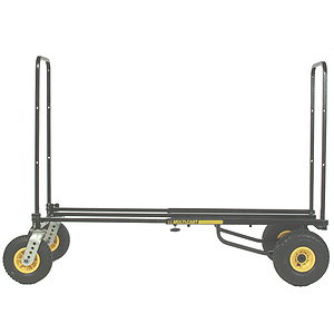 Rock n Roller Multi-cart 8-in-1 Equipment Transporter - Model R12