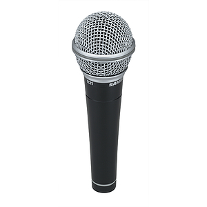 Samson R21 Dynamic Microphones - 3-Pack