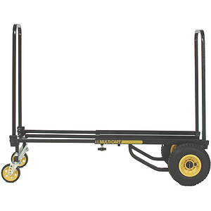 Rock n Roller Multi-cart 8-in-1 Equipment Transporter - Model R6